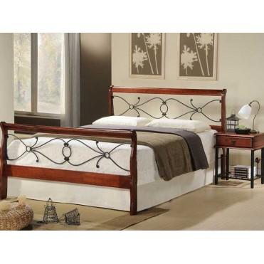 Кованая кровать Онни