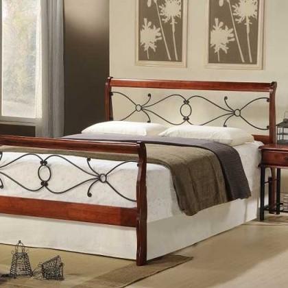 Кованая кровать Онни 1
