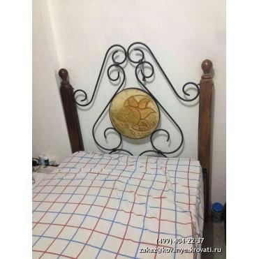 Кованая кровать Ранри
