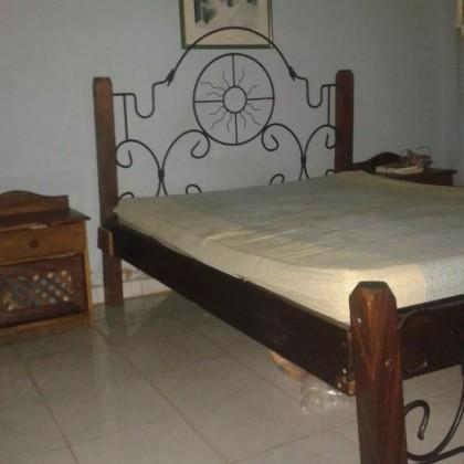 Кованая кровать Ририх 1