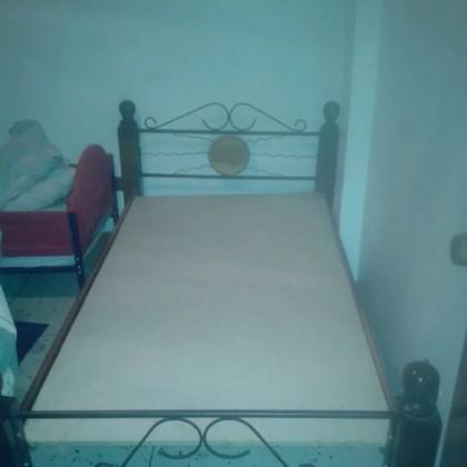 Кованая кровать Вомонд 1