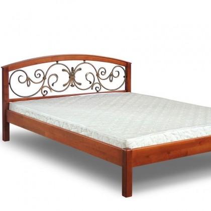 Кованая кровать Заджам 1
