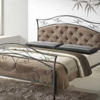 Кованая кровать Адельет