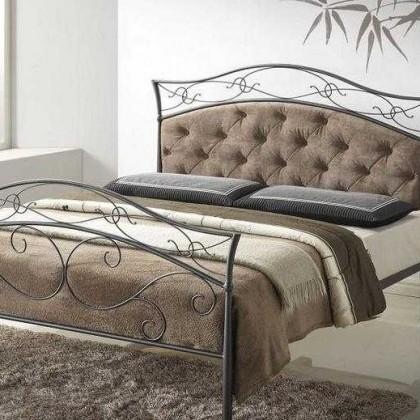 Кованая кровать Адельет 1