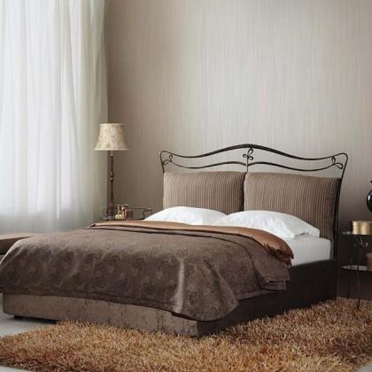 Кованая кровать Лекфруа 1