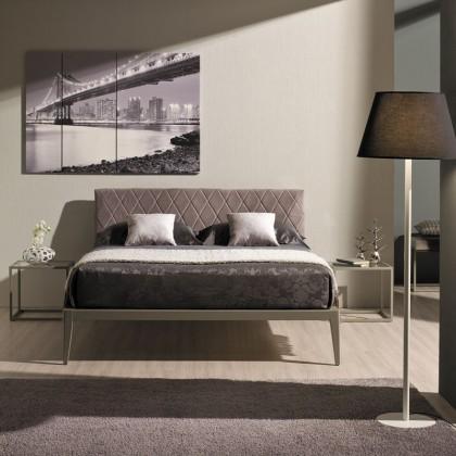 Кованая кровать Наор 1