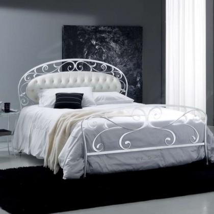 Кованая кровать Одгейр 1