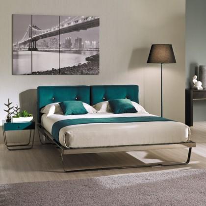 Кованая кровать Риогаст 1