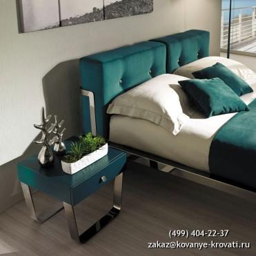 Кованая кровать Риогаст