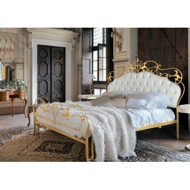 Кованая кровать Роан