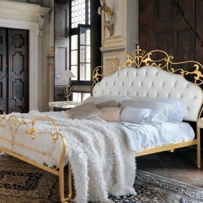 Кованая кровать Роан 1