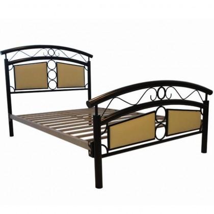Кованая кровать Трифи 1
