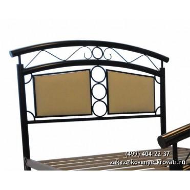Кованая кровать Трифи