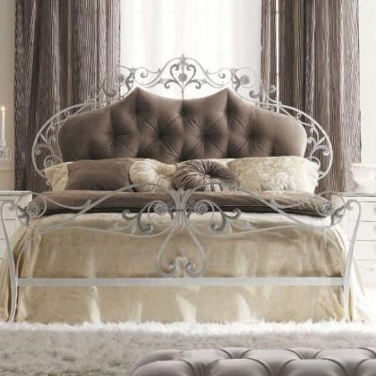 Кованая кровать Вадиса 1