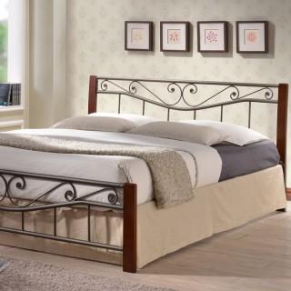 Кованая кровать Адельна