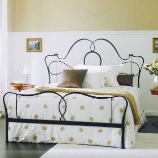 Кованая кровать Альбиус