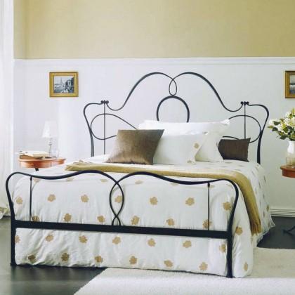 Кованая кровать Альбиус 1