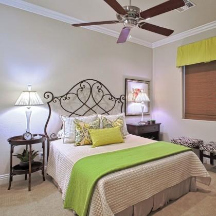 Кованая кровать Эгбруни 1