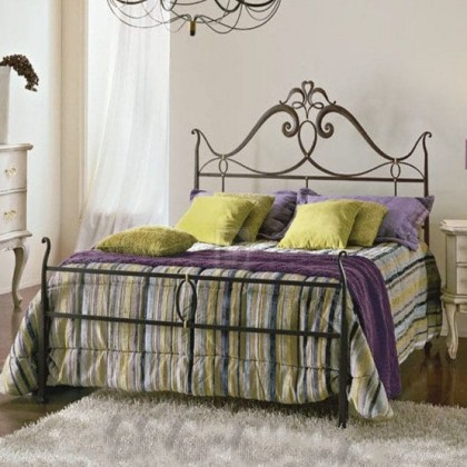 Кованая кровать Уинрис 1