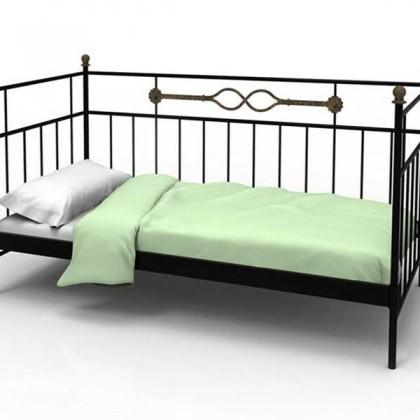 Кованая кровать Адоберт 1