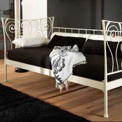 Кованая кровать Генильмо 1