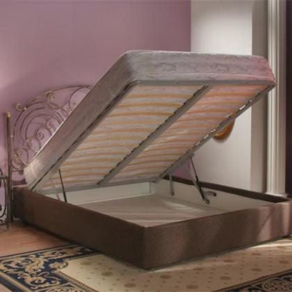 Кованая кровать Лекжа 1