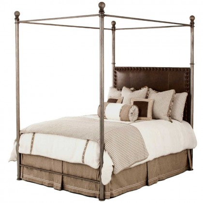 Кованая кровать Тенгер 1