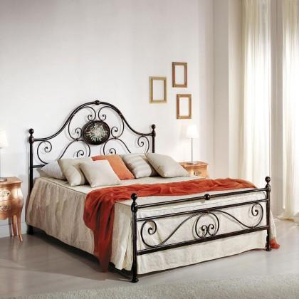 Кованая кровать Юрра 1
