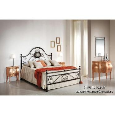 Кованая кровать Юрра