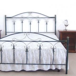 Кованая кровать Энбрин